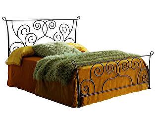 Кровать Dupen 511 (160х200) состаренное золото