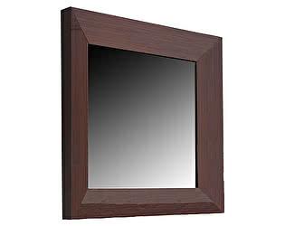Зеркало FRANCO 1018 CARMEN темный орех