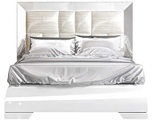 Кровать FRANCO CARMEN 1031 (160 х200) белый
