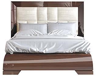 Кровать FRANCO CARMEN 1031 (160 х200) темный орех