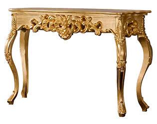 Купить стол Dupen Консоль К58 золото