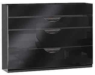 Купить комод Fenicia Mobiliario горизонтальный FENICIA 3011 (120) MARBELLA черный