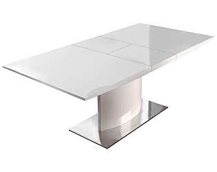 Стол Dupen DT-01 160(200) белый