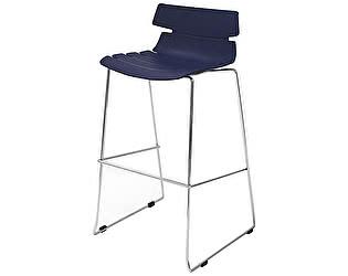 Купить стул ESF барный CT-602 синий