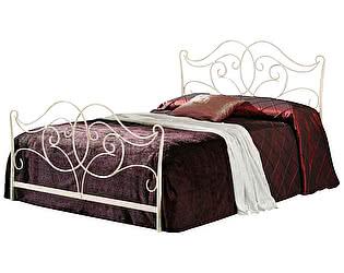 Кровать Dupen 514 (160 х200) кремовый нет цены