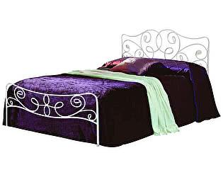 Кровать Dupen 531 (160 х200)  кремовый нет цены