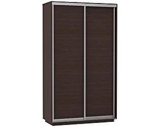 Купить шкаф Е 1 купе 2-х дверный Элемент 1400
