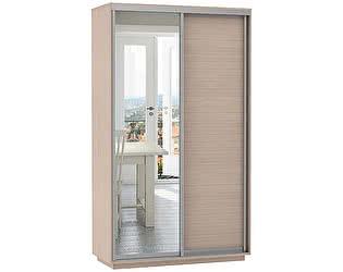 Купить шкаф Е 1 купе 2-х дверный Медиум 1200
