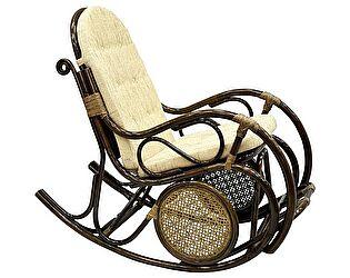 Кресло-качалка ЭкоДизайн 05/10 Б с подножкой