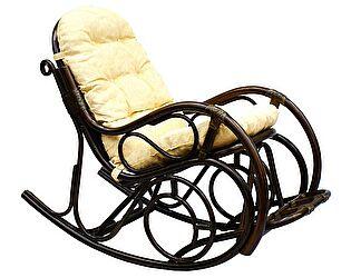 Кресло-качалка ЭкоДизайн 05/11 Б Matte с подножкой
