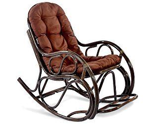 Кресло-качалка ЭкоДизайн с подножкой PROMO