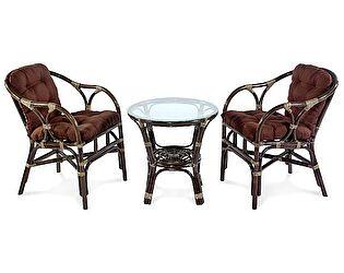 Купить  комплект садовой мебели ЭкоДизайн Комплект Terrace Set