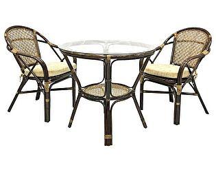 Купить  комплект садовой мебели ЭкоДизайн Комплект Ellena-1 Б обеденный