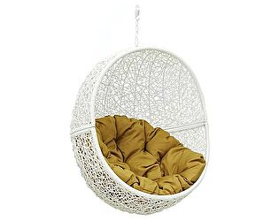Чаша с подушкой ЭкоДизайн Lunar White