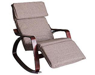 Кресло-качалка ЭкоДизайн TXRC-02 Cacao с механизмом