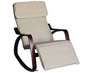 Кресло-качалка ЭкоДизайн TXRC-02 Light brown с механизмом