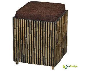 Пуф-корзина для хранения Bamboo ЭкоДизайн