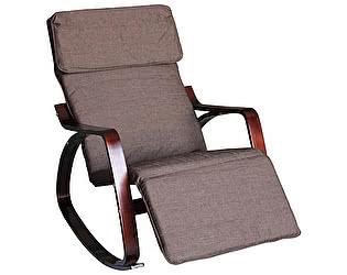 Кресло-качалка с механической подножкой GoodWood, арт. TXRC-02