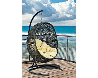 Кресло подвесное ЭкоДизайн Lunar Black