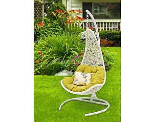 Кресло подвесное ЭкоДизайн Wind White