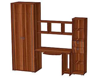 Комплект мебели для детской комнаты Эрика 2, комплектация 1
