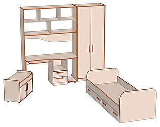 Комплект мебели для детской Джуниор 1