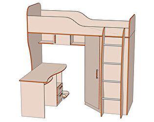 Комплект мебели для детской Джуниор 8