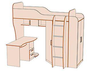 Комплект мебели для детской Джуниор 4