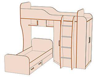 Комплект мебели для детской Джуниор 6