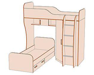 Комплект мебели для детской Джуниор 7