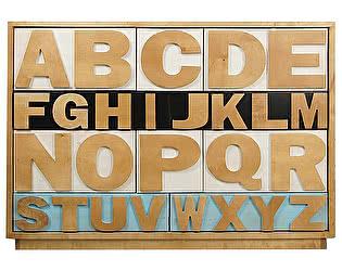 Купить комод Этaжepкa Aquarelle Birch, арт. AL-01/1ETG