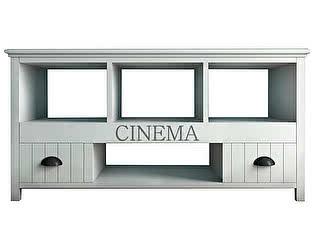 Купить стол Этaжepкa Palermo под TV с открытыми полками PL1029