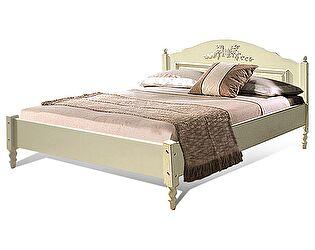 Кровать ФанДОК Фиерта (140) с низкой ножной спинкой, арт. 51-02.1
