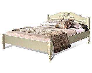 Кровать ФанДОК Фиерта (180) с низкой ножной спинкой, арт. 3-02.1