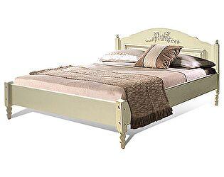 Кровать ФанДОК Фиерта (160) с низкой ножной спинкой, арт. 4-02.1