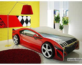 Купить кровать Фанки Кидз машина Акура
