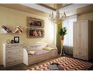 Мебель для детской комнаты Фанки Классика, комплектация 1