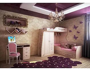 Мебель для детской комнаты Фанки Классика, комплектация 3