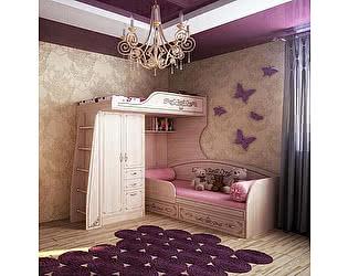Мебель для детской комнаты Фанки Классика, комплектация 4