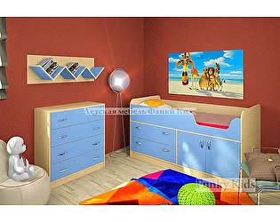 Кровать-чердак Фанки Кидз 9