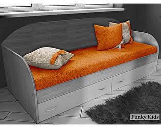 Комплект 3 подушки и покрывало Фанки Крем