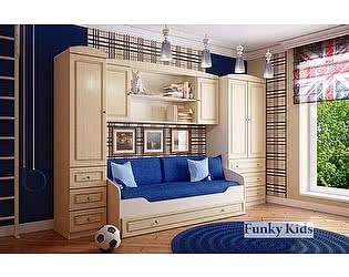 Мебель для детской Фанки Крем, комплектация 2