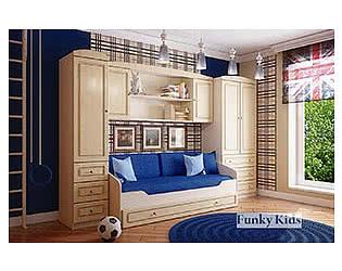 Детская мебель Фанки Крем