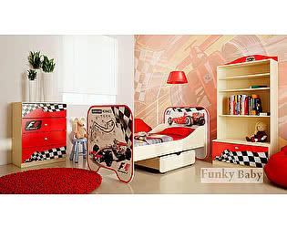 Мебель для детской  Фанки Беби Формула-1, комплектация 1