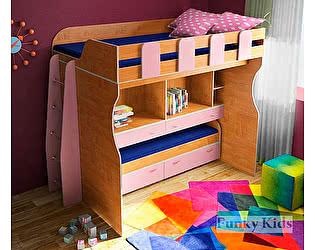 Кровать двухъярусная Фанки Кидз 19