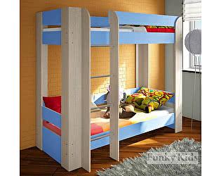 Кровать двухъярусная Фанки Кидз 20