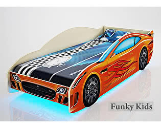 Купить кровать Фанки Кидз машина Ровер