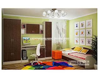 Модульная мебель Фанки Кидз Уголок школьника 1