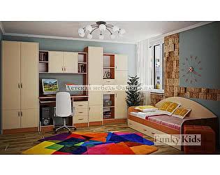 Модульная мебель Фанки Кидз Уголок школьника 3