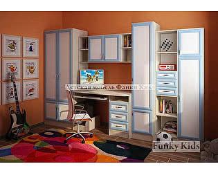 Модульная мебель Фанки Кидз Уголок школьника 4